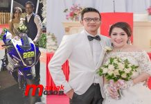 Rey, nikah, roadrace