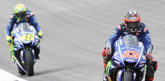 Rossi-Vinales, Sachsenring, Motogp
