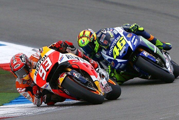 Rossi, sasis baru, motogp