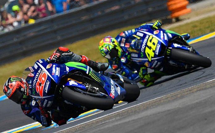 Rosssi-Vinales, Keluh M1, MotoGP