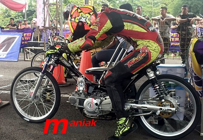 Rully PM, WR batery, Drag Bike ATS