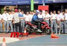 Safety Riding, SMA, Yamaha