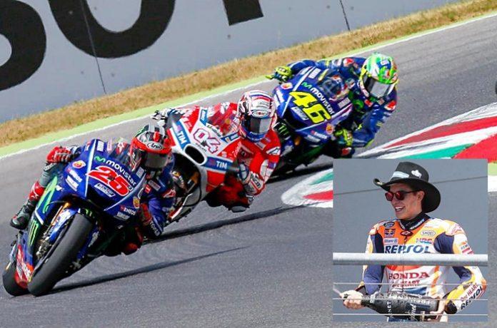 Vinales-Rossi, Peringkat, MotoGP