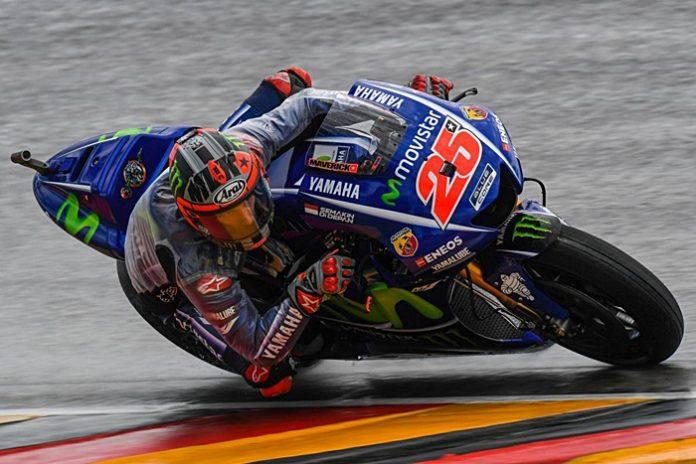 Vinales, Sachsenring, MotoGP