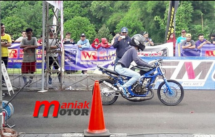 WR battery, Penyisihan, ATS dragbike