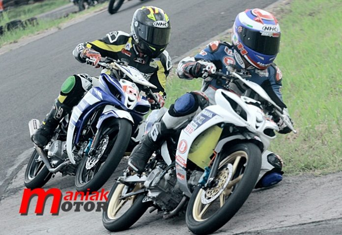 Yamaha-Honda, Tasikmalaya, motorprix