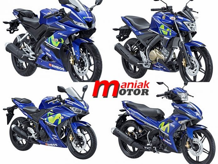Yamaha, Movistar, Indonesia