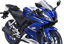Yamaha, segmen 100-200, India