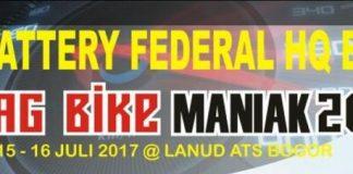 drag bike maniak 2017