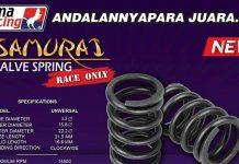 per klep UMA Racing