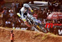 Aldi Lazaroni, Motocross, Ciamis