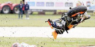 Biaya, insident, MotoGP