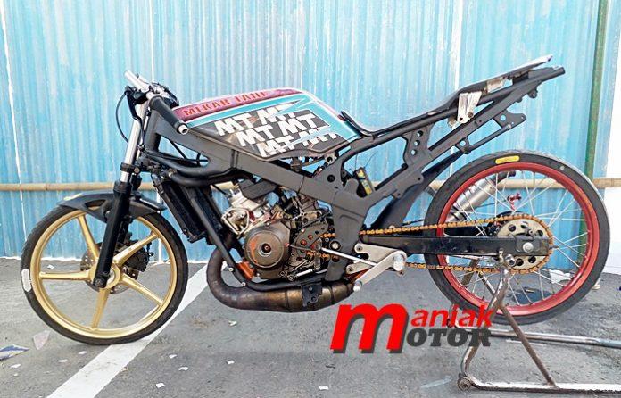 CBM Kuncoro, IDC Seri4, Dragbike