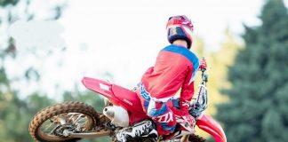 CRF250R, Motocross, Honda Lead
