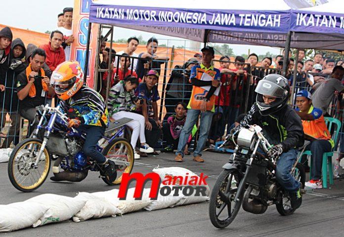 Chodox, Rembang, Dragbike