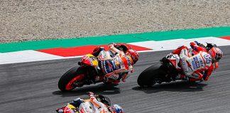 Dovi, Austria, MotoGP