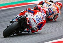 Dovi, Austria, MotoGP menang