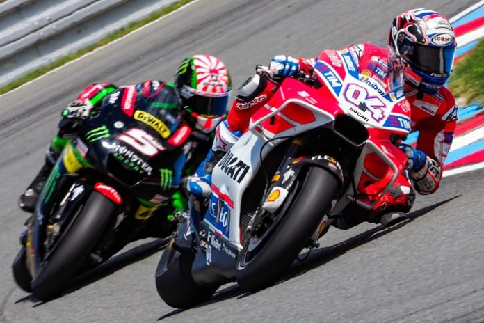 Dovi, FP1, MotoGP