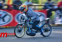 Drag Bike Batam 2017