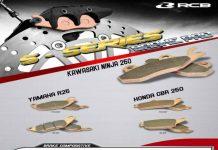 Kampas Rem 250 cc