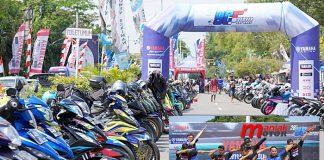 Komu Yamaha, YCR Kebumen, Road race