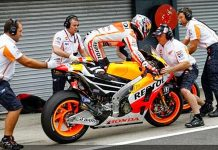 Lollipop Man, Webb, MotoGP