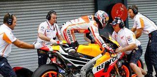 Lollipop Man, Webb, MotoGP