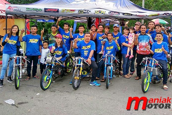 MJRT SCM, Polres Belitung, Dragbike