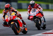 Marquez, Silverstone, MotoGP