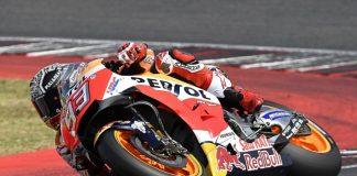 Marquez, Tes Misano, MotoGP