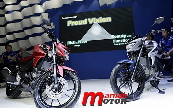 New Vixion, Harga JKT, Yamaha