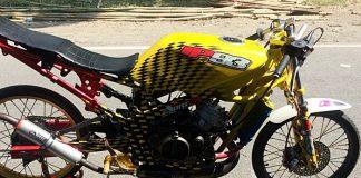 Ninja STD, Rembang, Dragbike