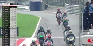 Oliveira, FP1 Moto2, Austria
