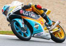 Rodrigo, Kualifikasi, Moto3