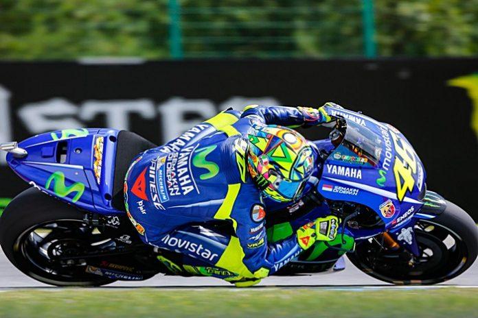 Rossi, FP2 Jeblok, MotoGP