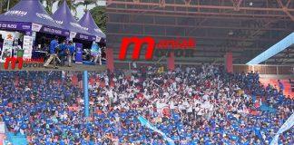 Supporter, ARRC, Yamaha