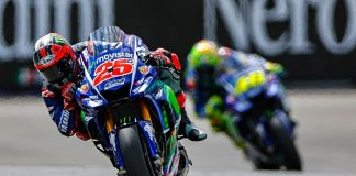 Vinales, Silverstone, MotoGP
