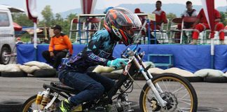 Wildan, GDS, Drag Bike