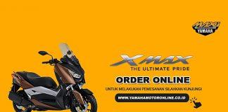 XMAX, Order Online, Yamaha