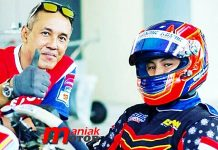 Dicky, profil, road race