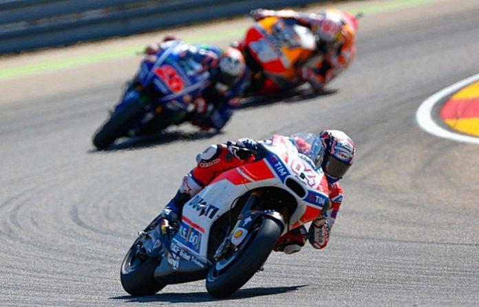 Dovi, Aragon, MotoGP