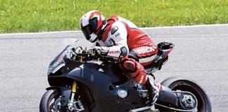 Ducati, V4 Panigale, Test