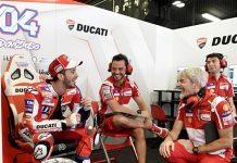 Ducati, tes Misano, MotoGP