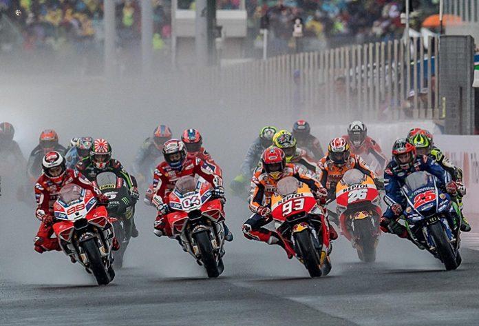 Kalender, Dorna, MotoGP