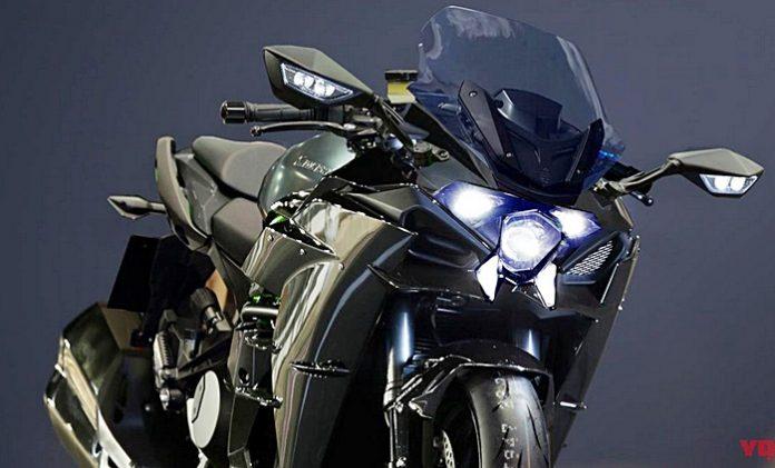 Kawasaki, H2GT, 2018