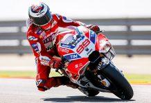 Lorenzo, Aragon Q2, MotoGP