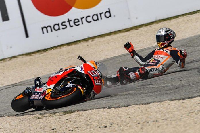 Marquez, FP1-FP2 Misano, MotoGP