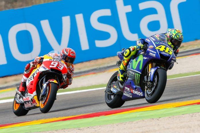 Marquez, FP3 Aragon, MotoGP