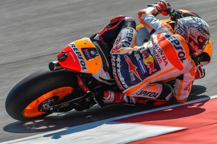 Marquez, FP3 Misano, MotoGP