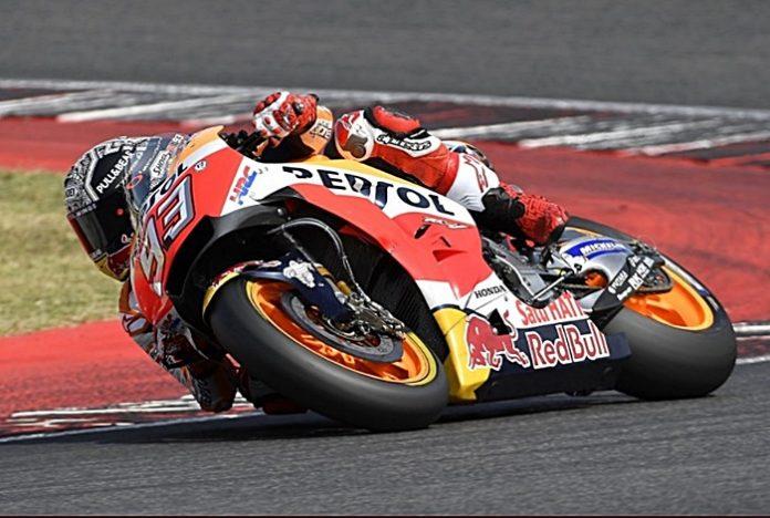 Marquez, Redbull-KTM, MotoGP